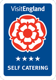 Visit England 4 Star Self Catering Accommodation