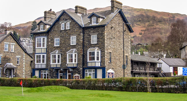 Brathay Lodge B&B in Ambleside