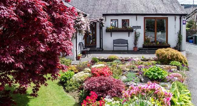 Bed & Breakfast Accommodation in Coniston